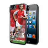 Arsenal Aaron Ramsey 3D kryt na iPhone 5 / iPhone 5S - SKLADOM