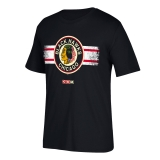 CCM Chicago Blackhawks tričko s retro logom