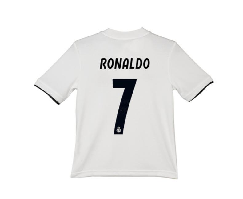 420b3c5c86c2a Futbalové kluby (všetky)   Adidas Real Madrid RONALDO dres detský ...