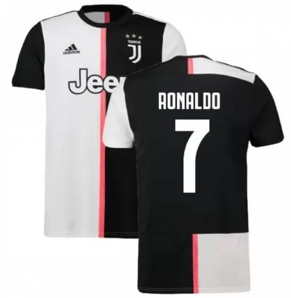 f9281829cccbe Futbalové kluby (všetky) | Adidas Juventus RONALDO dres detský (2019 ...