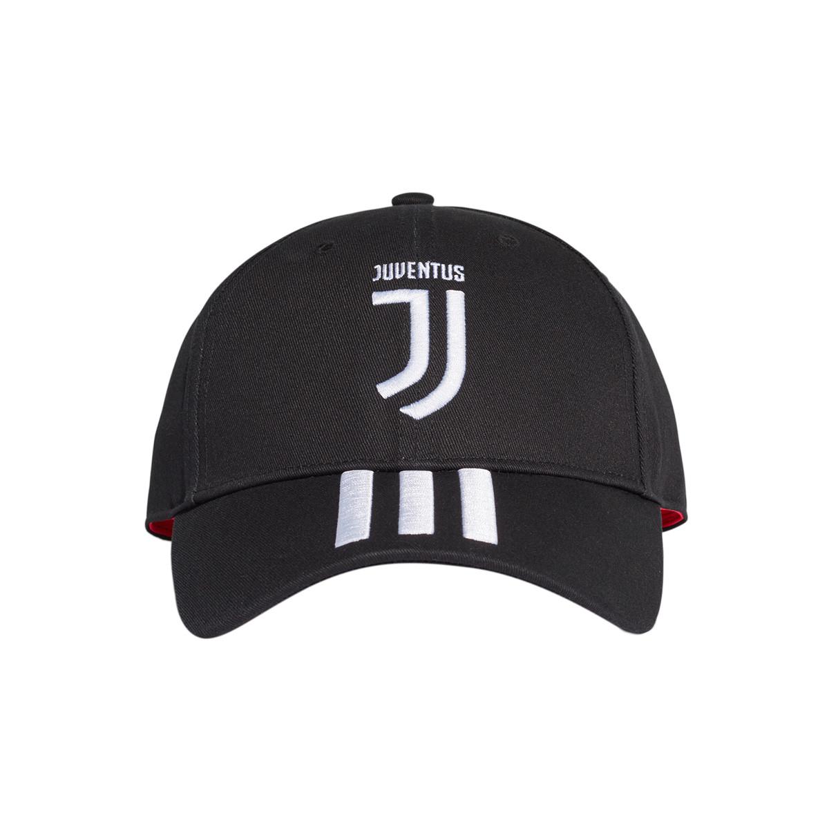 8aeb4e03b1a9d Futbalové kluby (všetky)   Adidas Juventus šiltovka čierna detská ...