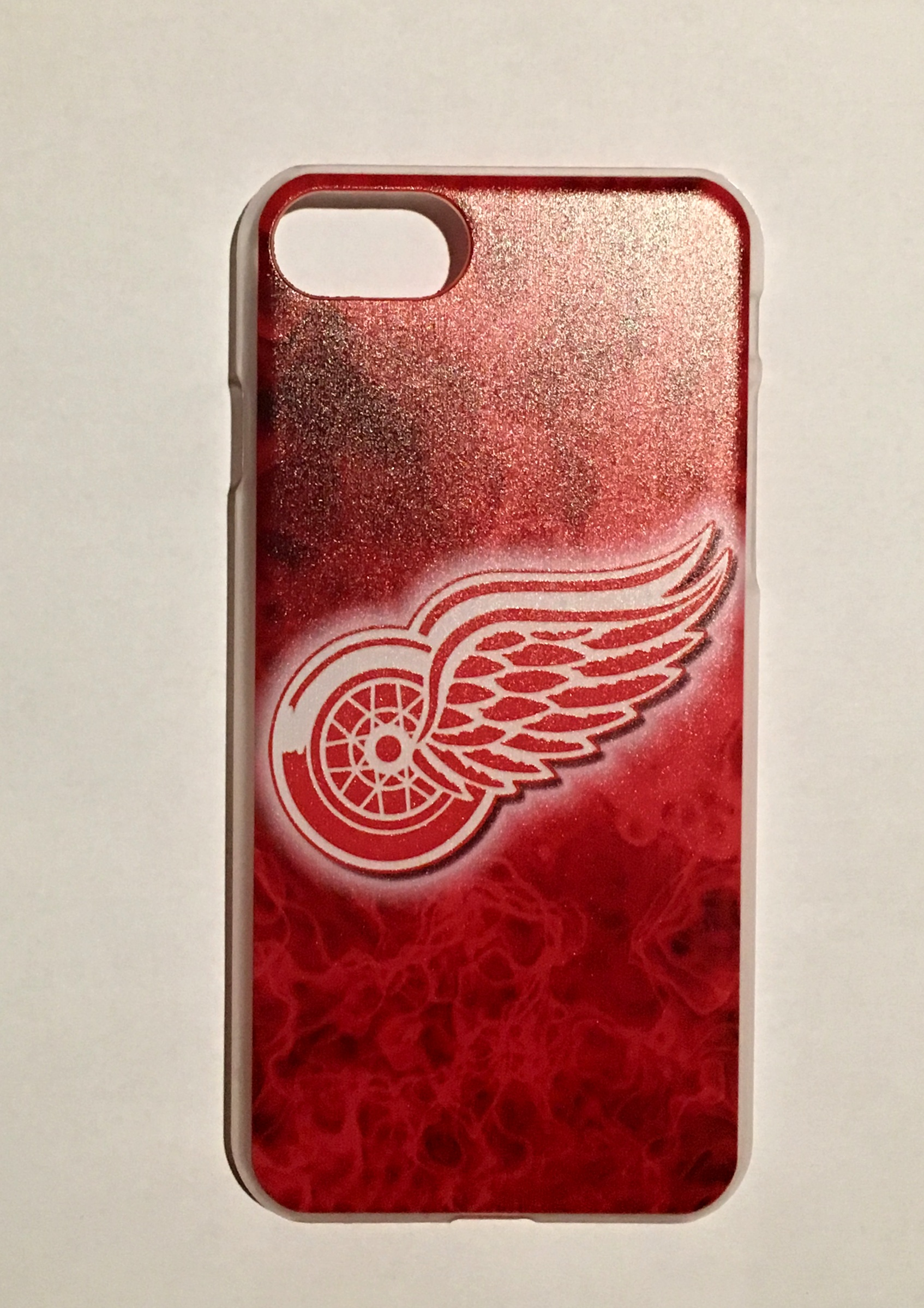 Detroit Red Wings kryt na iPhone 7 Plus / iPhone 8 Plus - SKLADOM