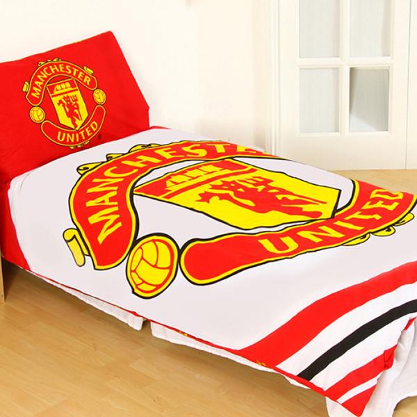 b2f8463b3 Futbalové kluby (všetky) | Manchester United obojstranné posteľné ...