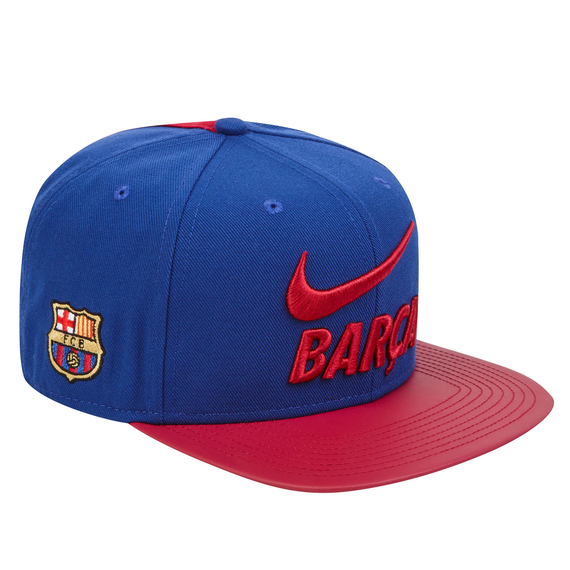 eb96a5e83 Futbalové kluby (všetky) | Nike FC Barcelona šiltovka pánska ...