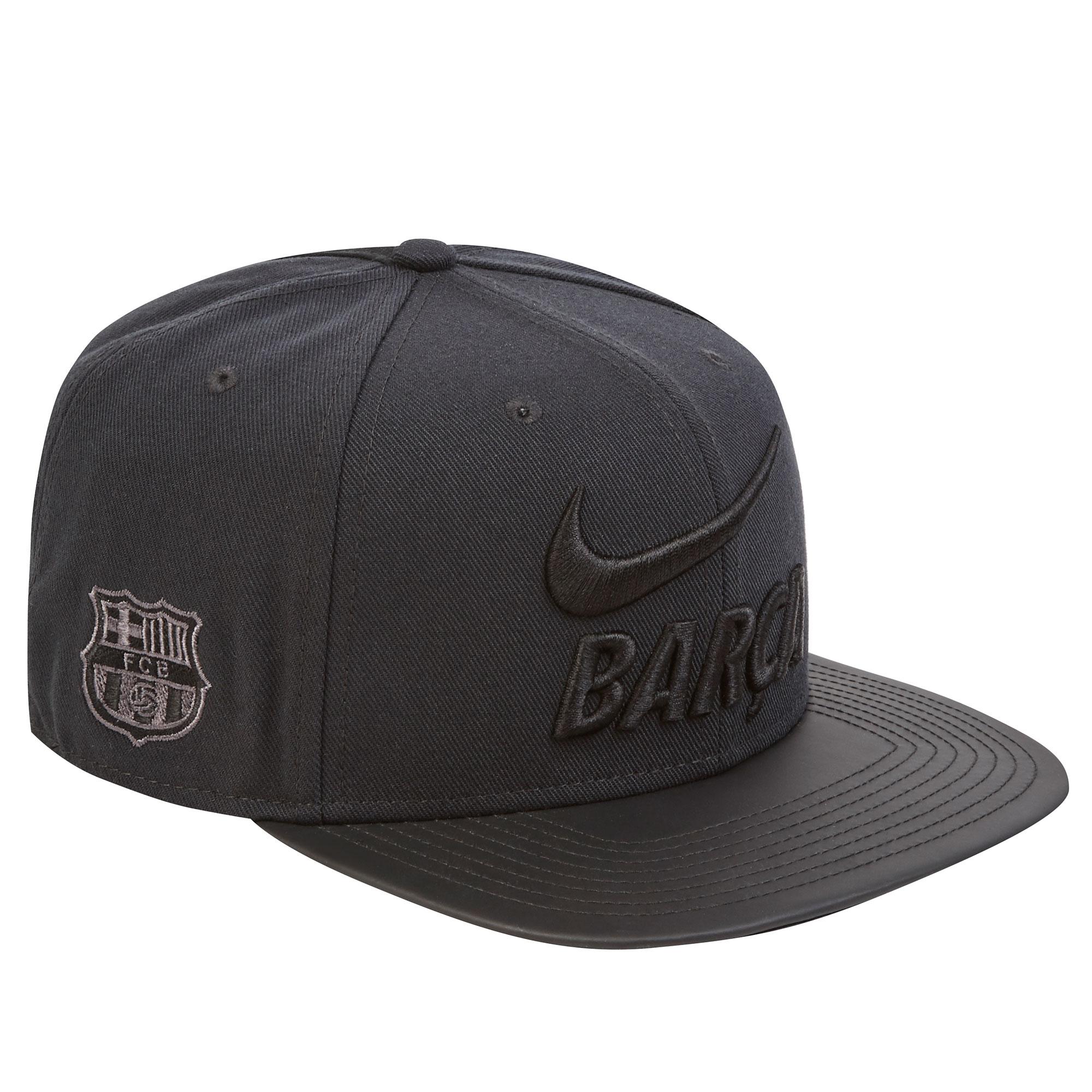 ef91af30a Futbalové kluby (všetky) | Nike FC Barcelona šiltovka čierna pánska ...