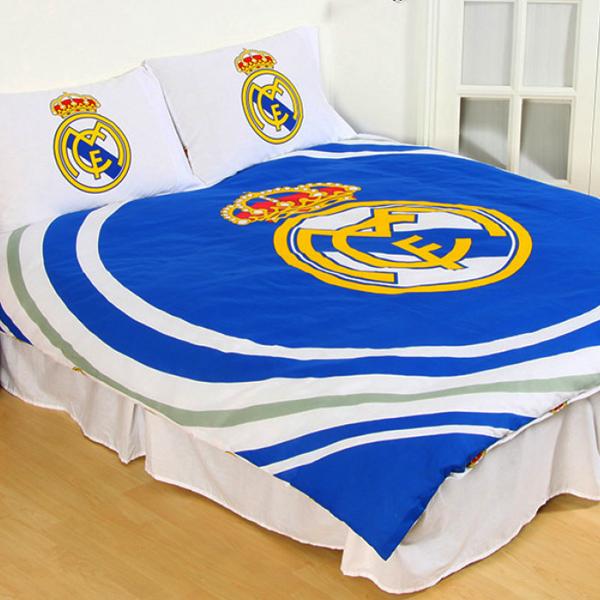 062022b3e738f Futbalové kluby (všetky) | Real Madrid posteľné návliečky pre ...