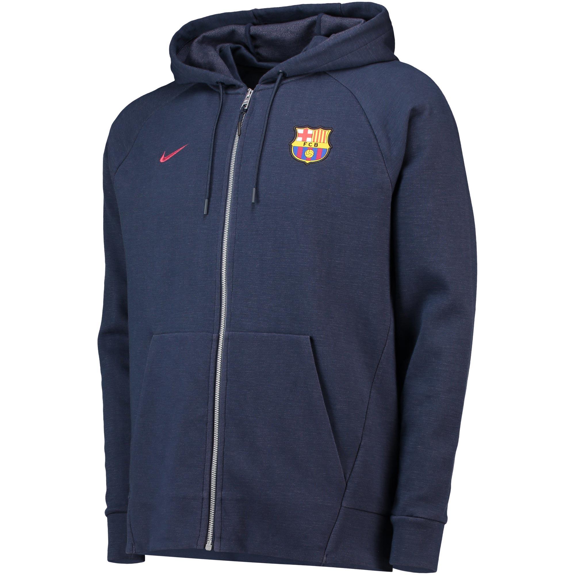 Nike FC Barcelona mikina pánska - SKLADOM 754c37b564c