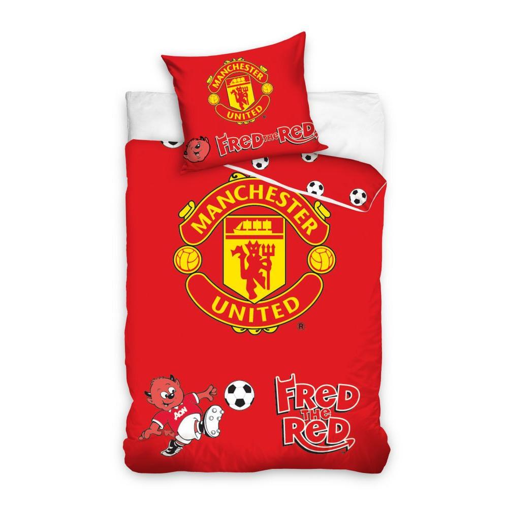 43e638a9a Futbalové kluby (všetky) | Manchester United posteľné obliečky ...