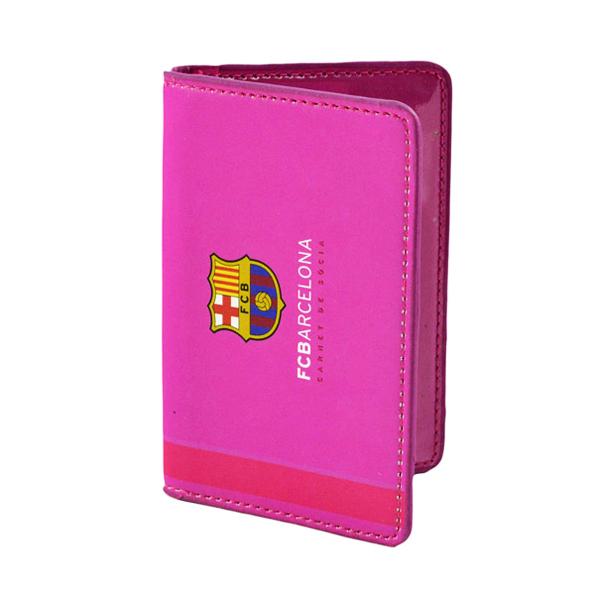 b019126332 FC Barcelona peňaženka ružová - SKLADOM