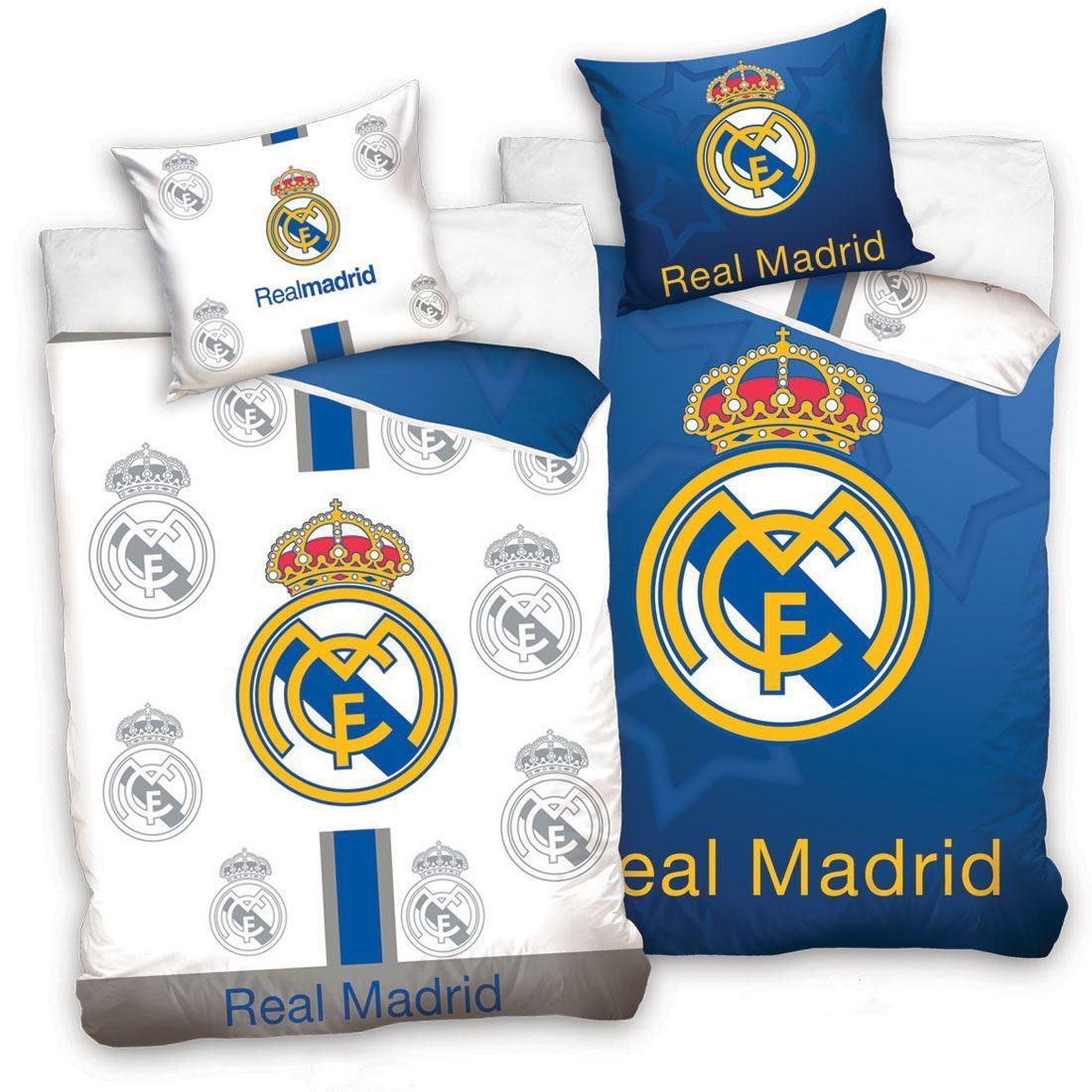 2faf73f32 Futbalové kluby (všetky) | Real Madrid posteľné obliečky - SKLADOM ...