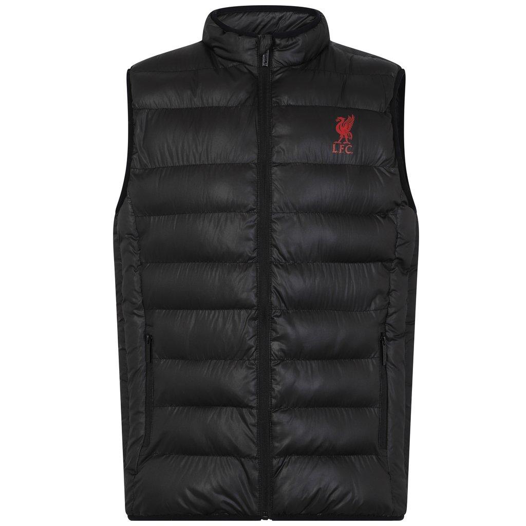 599845e063dc Liverpool FC vesta čierna pánska