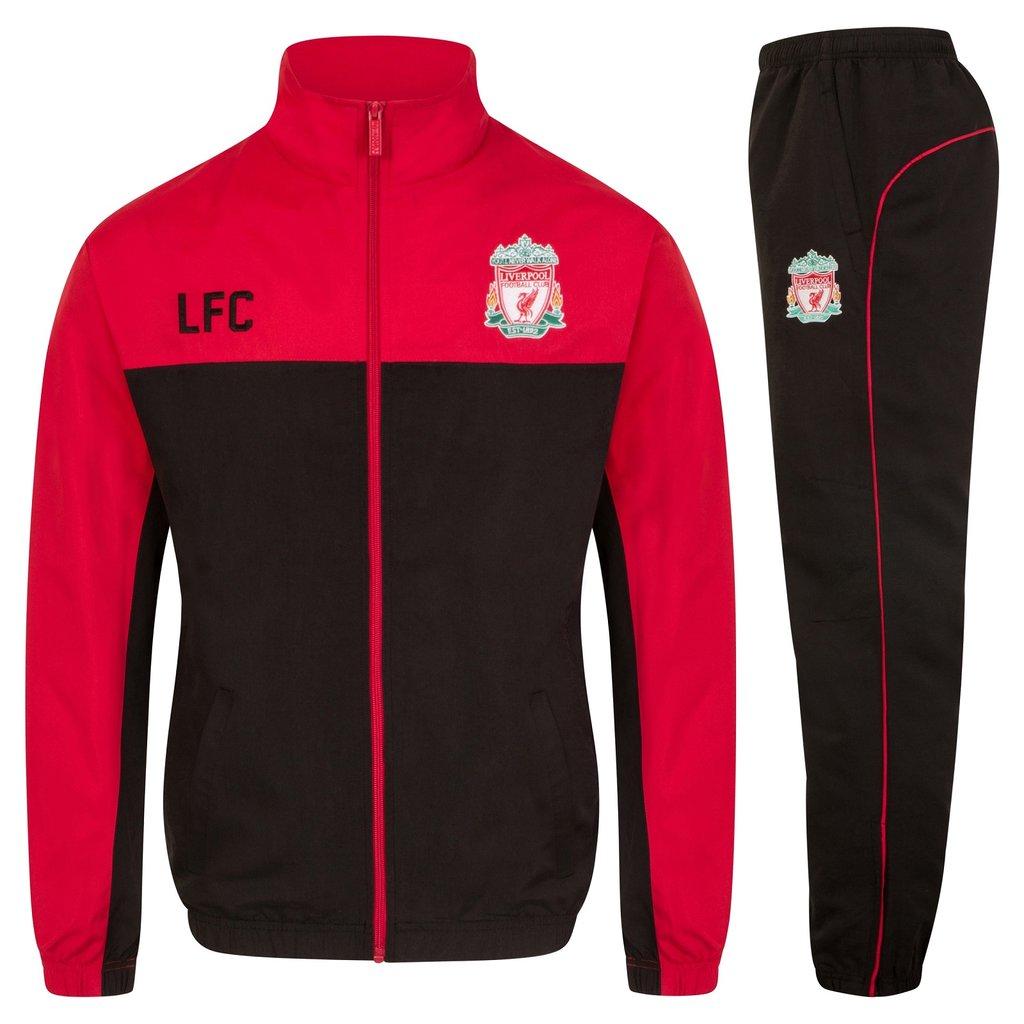 e4b1ffa82472 Liverpool FC súprava červená pánska (bunda + nohavice)