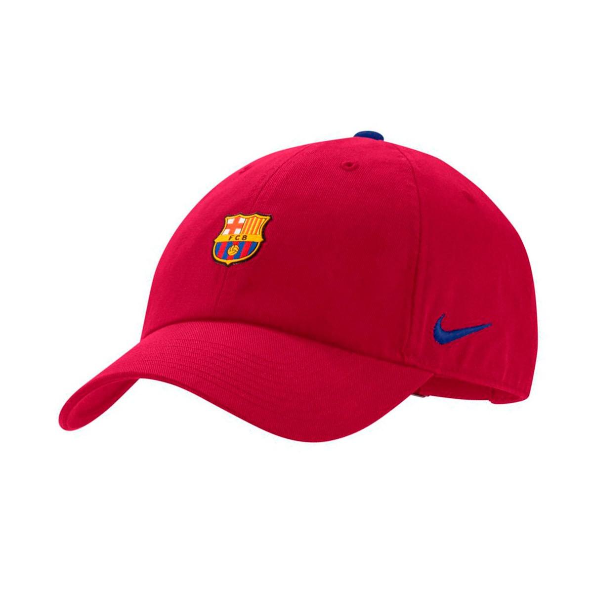 b45b31da0 Futbalové kluby (všetky) | Nike FC Barcelona šiltovka červená ...