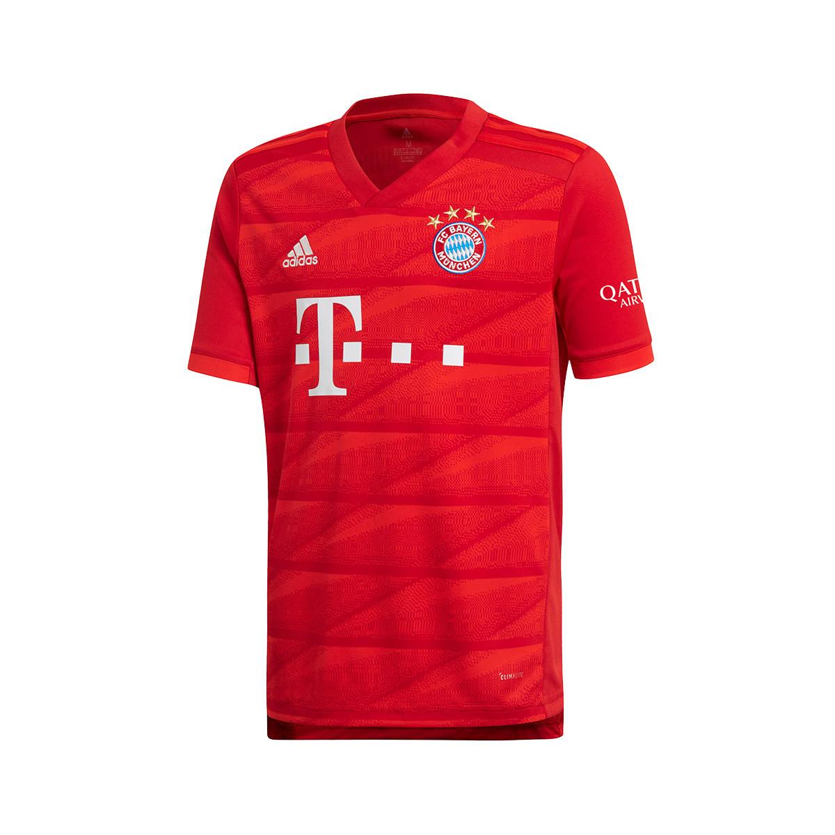 5406ef1c4 Adidas Bayern München - Bayern Mníchov dres detský (2019-2020) domáci +meno  a č.
