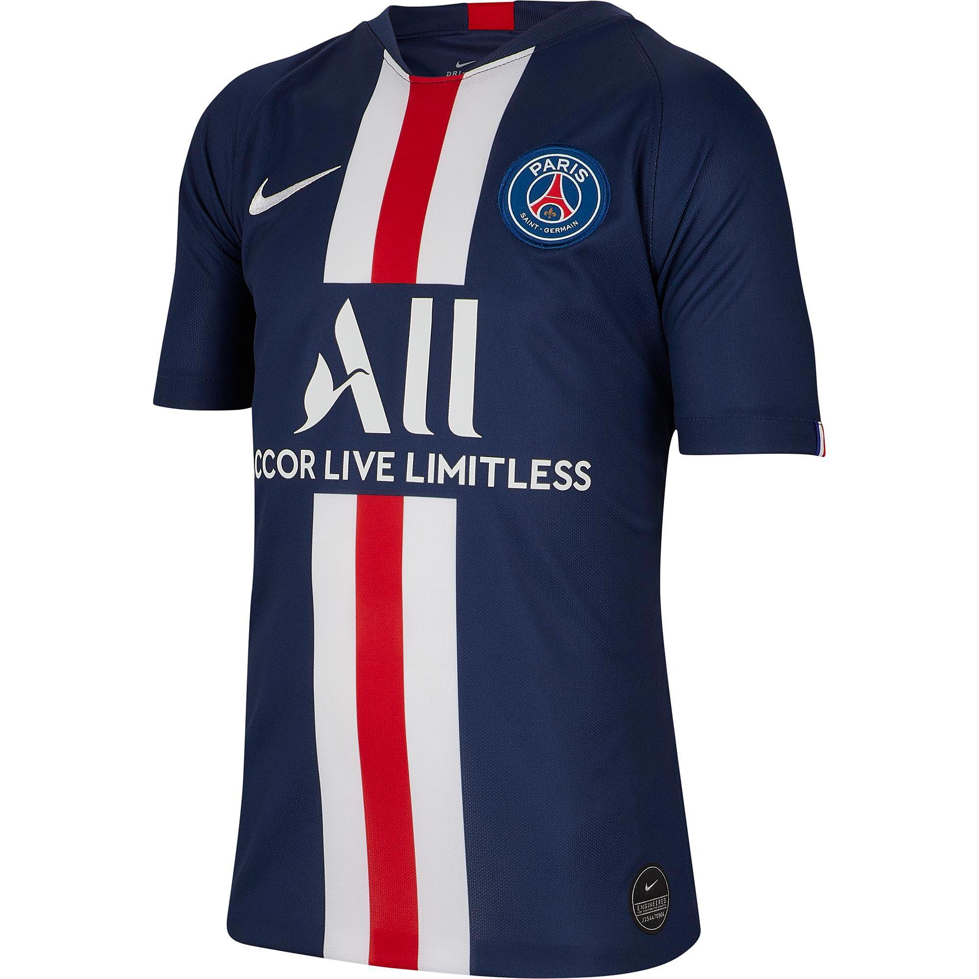 4e6034383113f Futbalové kluby (všetky) | Nike Paris Saint-Germain FC - PSG dres detský  (2019-2020), domáci + meno a číslo | SportFan.sk - Dresy a oblečenie  futbalových a ...