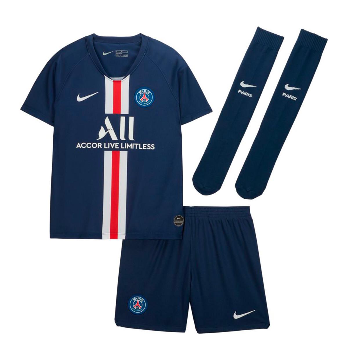 b2ebf591aeeca Nike Paris Saint-Germain FC - PSG set detský (2019-2020), domáci + meno a  číslo