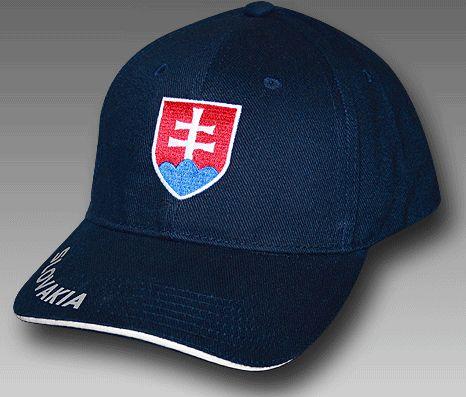 a154545f9 Hokejové kluby (všetky) | Slovakia Slovensko šiltovka, modrá ...