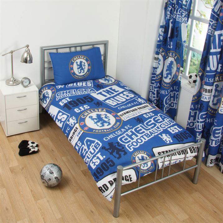 e845fb8da43ba Futbalové kluby (všetky) | Chelsea súprava na posteľ - obliečky ...