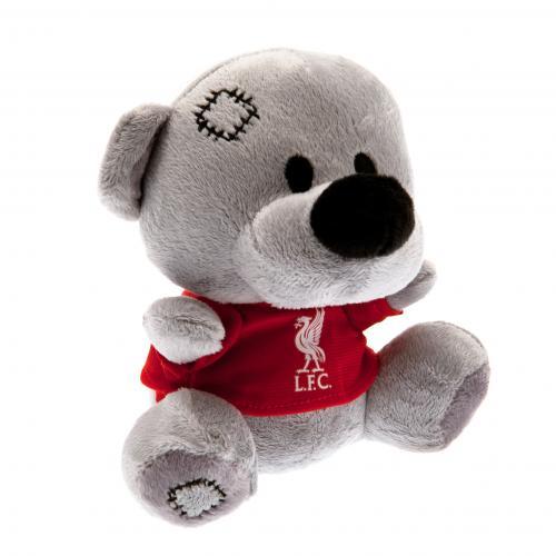Liverpool plyšový medveď