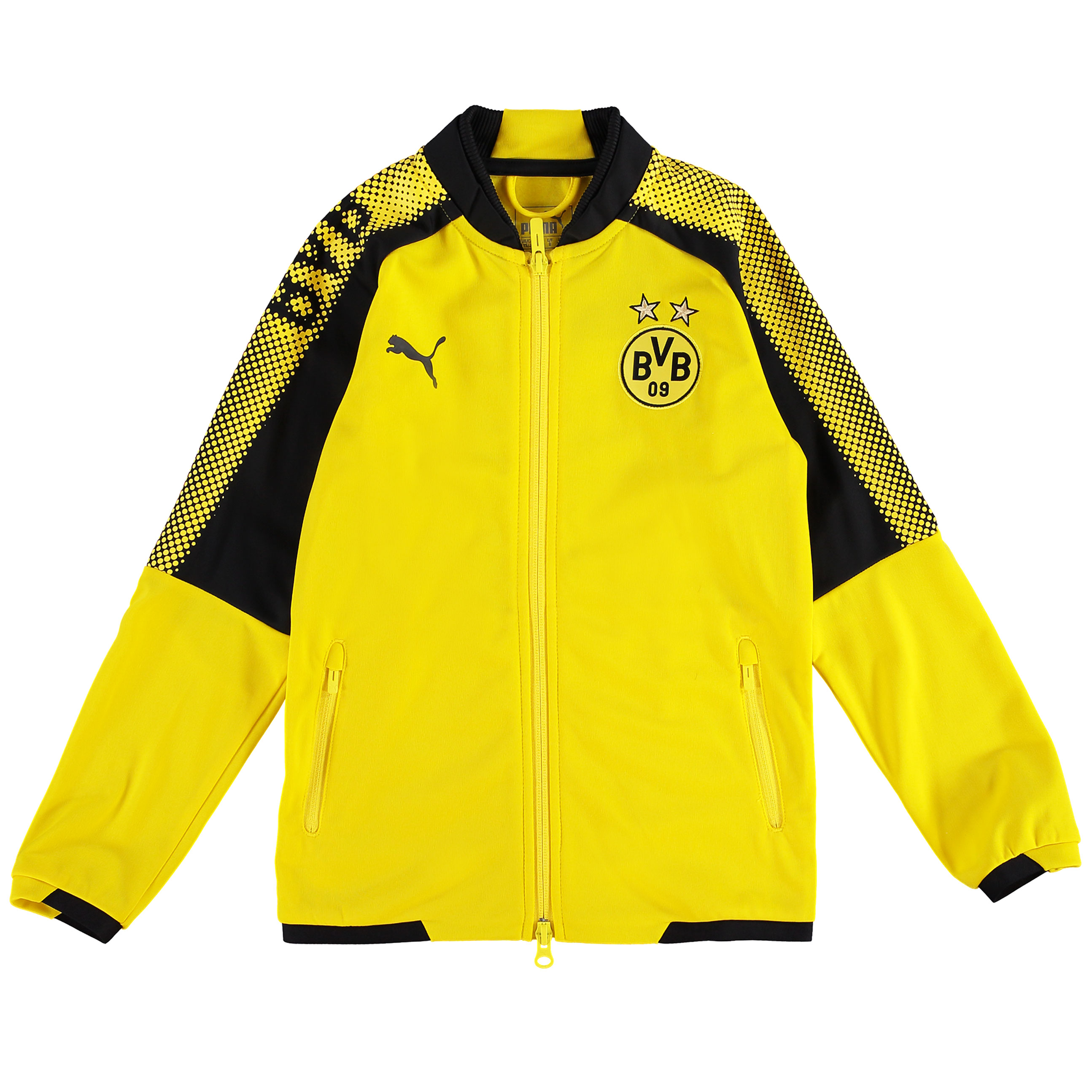 b5a0e05f3 Futbalové kluby (všetky) | Puma Borussia Dortmund BVB 09 bunda ...
