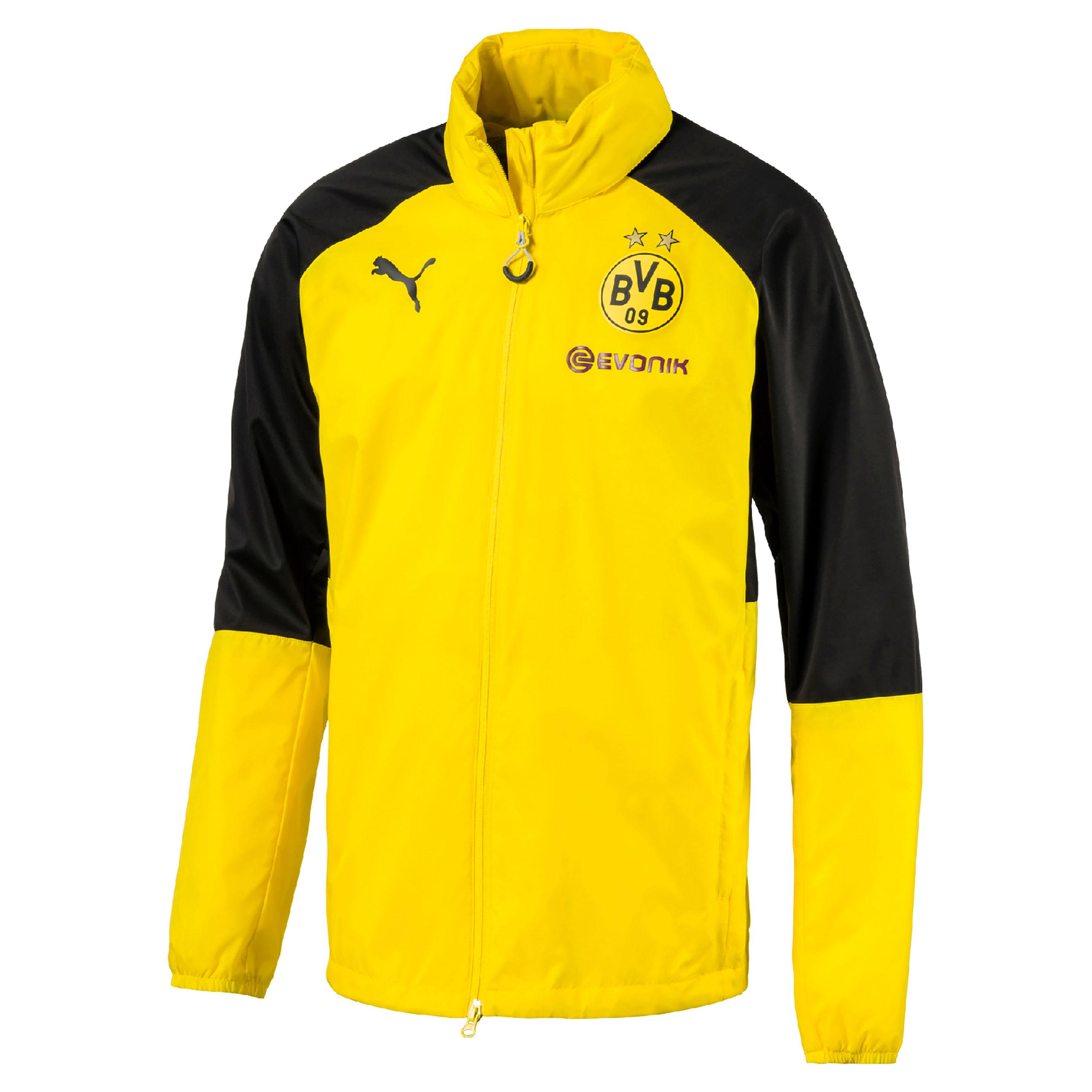 1439b08a0ec2d Futbalové kluby (všetky) | Puma Borussia Dortmund BVB 09 bunda ...