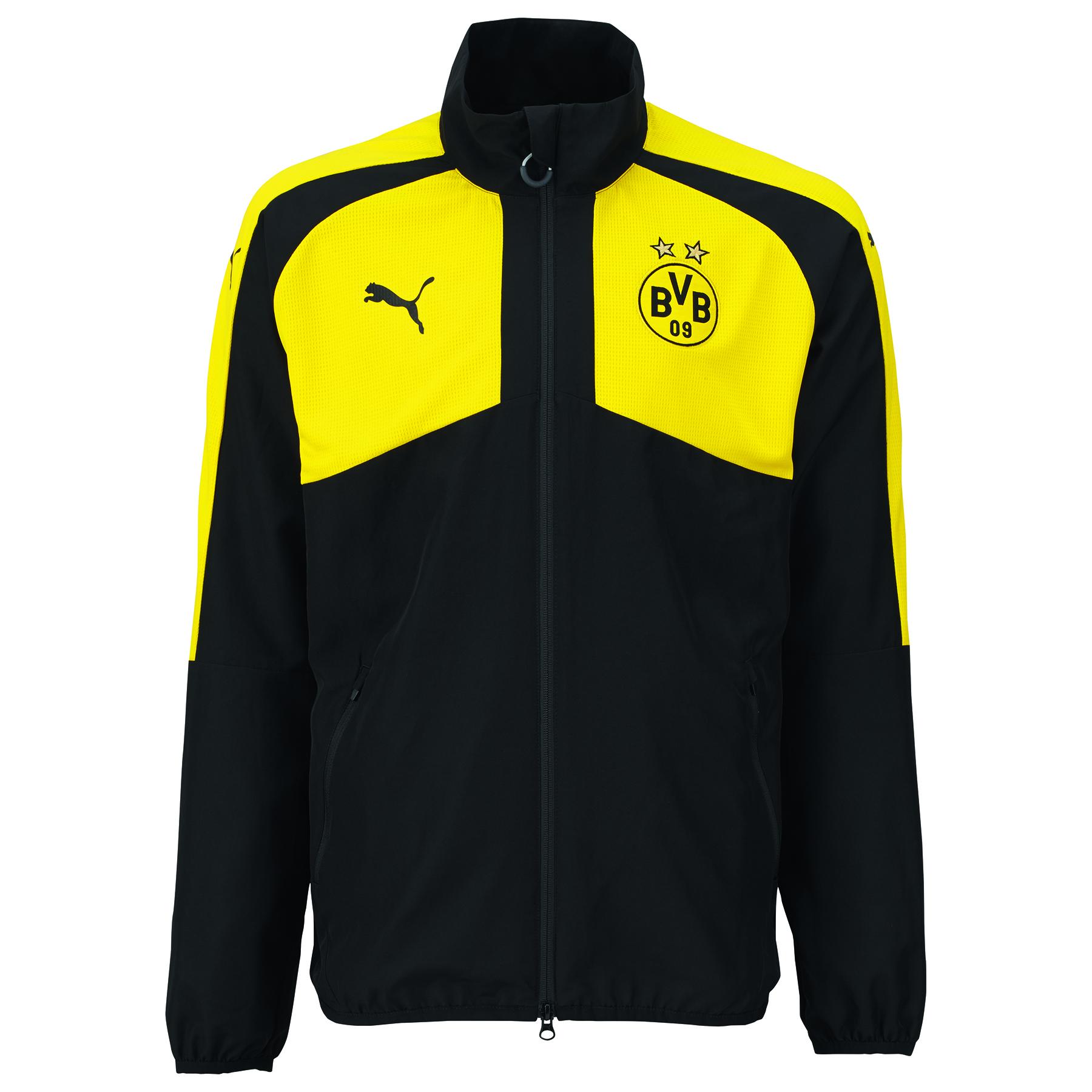 ec52c450a0051 Futbalové kluby (všetky) | Puma Borussia Dortmund BVB 09 mikina ...
