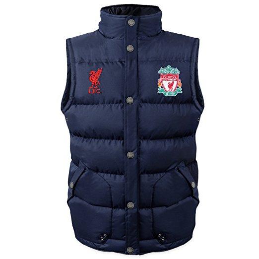 331edf592a82 Liverpool FC vesta modrá pánska - SKLADOM