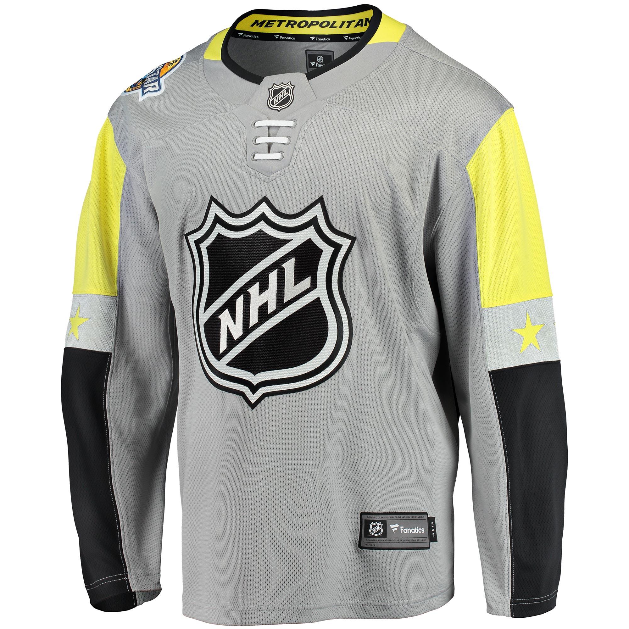 c60998bf8db84 Hokejové kluby (všetky) | Breakaway NHL All-Star dres Metropolitnej ...