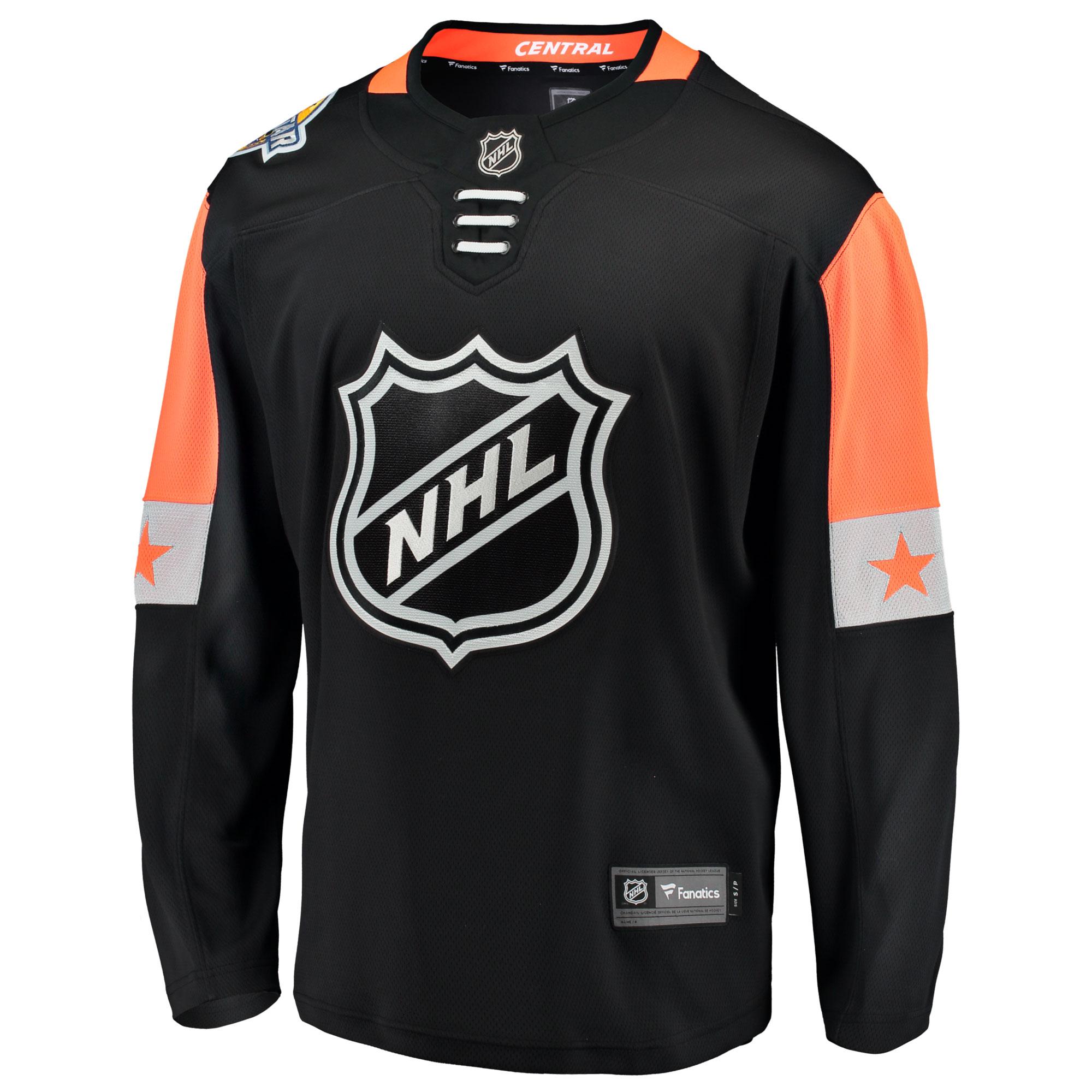 7128719f0cea0 Hokejové kluby (všetky) | Breakaway NHL All-Star dres Centrálnej ...