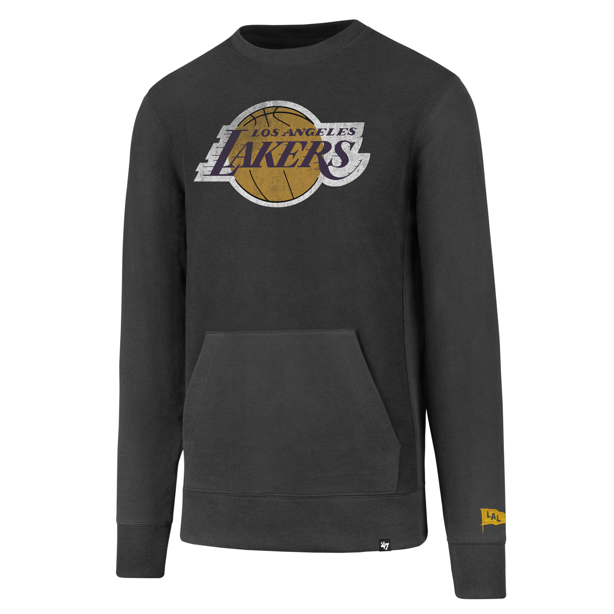 '47 Brand Los Angeles Lakers mikina pánska