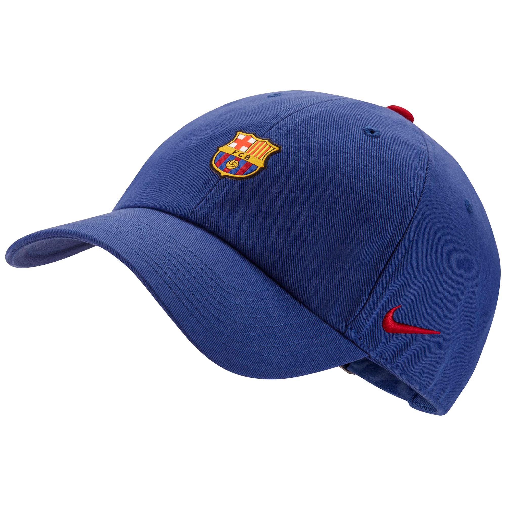 ba196ddb1 Futbalové kluby (všetky) | Nike FC Barcelona šiltovka modrá pánska ...