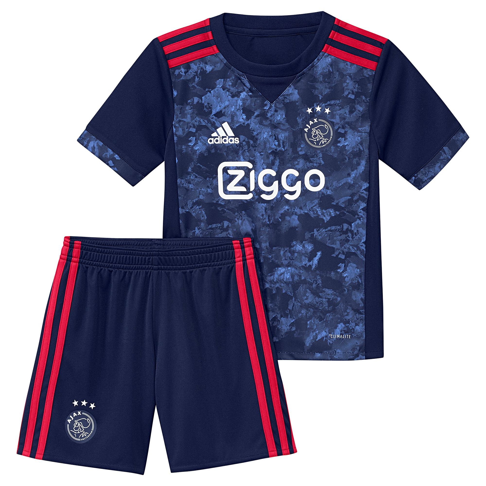 Adidas Ajax Amsterdam DETSKÝ dres + kraťasy (2017-2018) ac9ab77935e