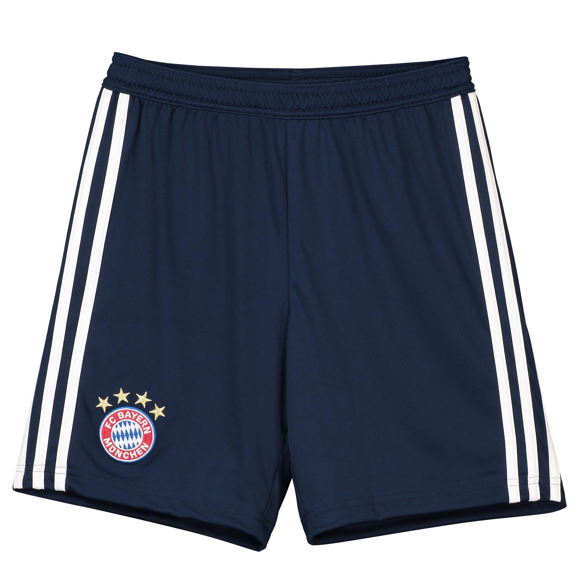 bf201cf0f544e Adidas FC Bayern München - Bayern Mníchov kraťasy detské (2018-2019), domáce