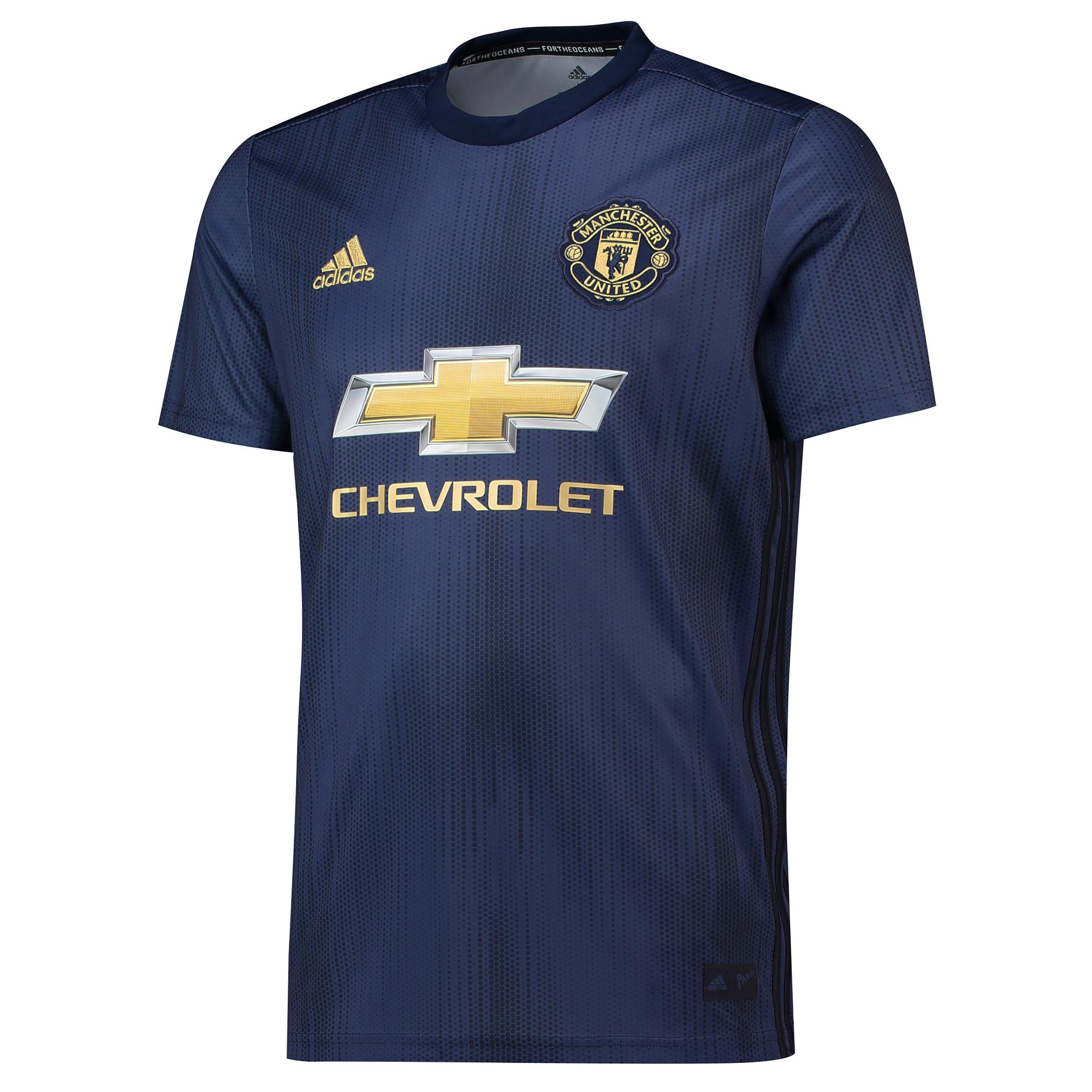 93c9d51d9b92c Adidas Manchester United dres pánsky (2018-2019) alternatívny + vl. meno a  číslo