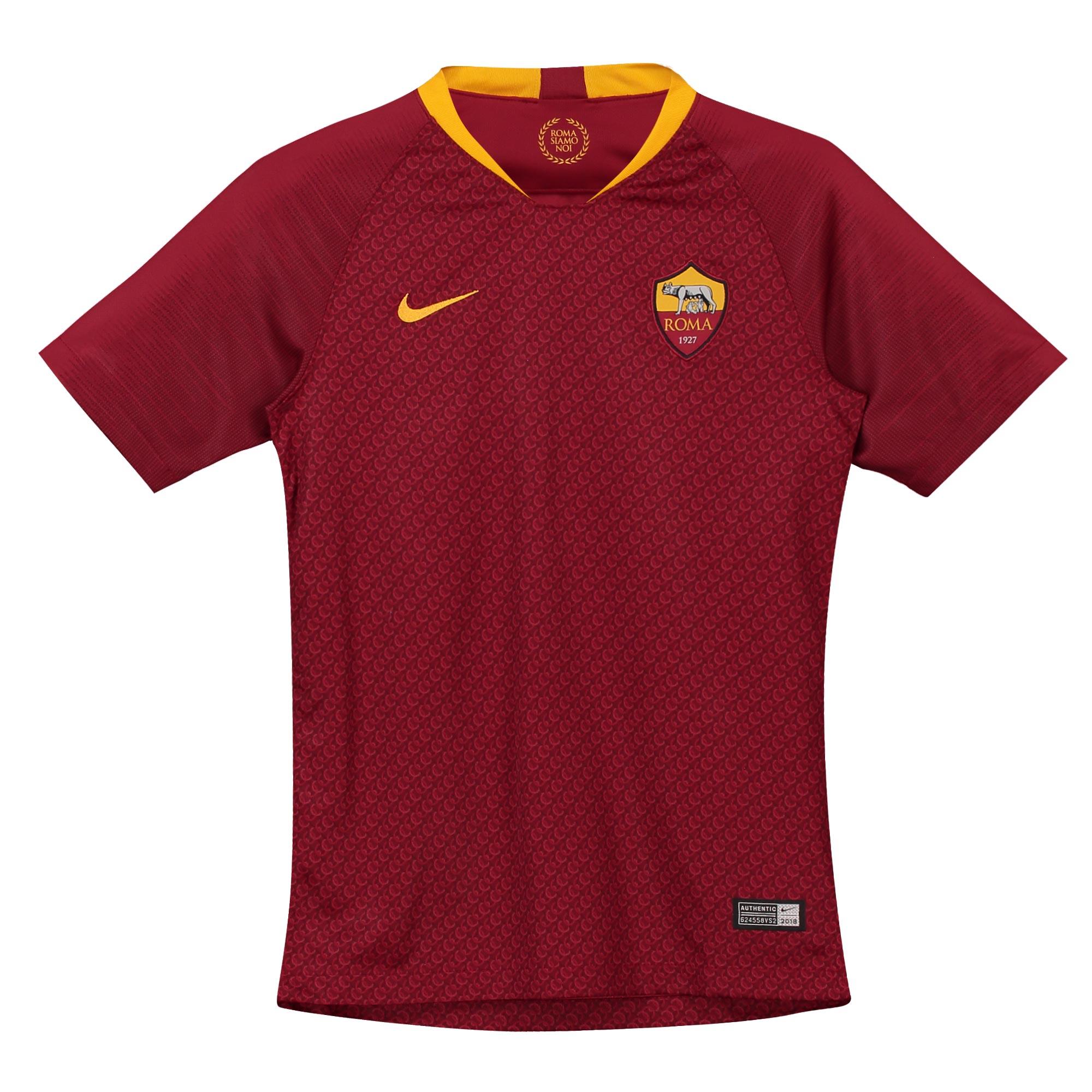 fe703d7ce839b Futbalové kluby (všetky) | Nike AS Rím - AS Roma dres detský (2018 ...
