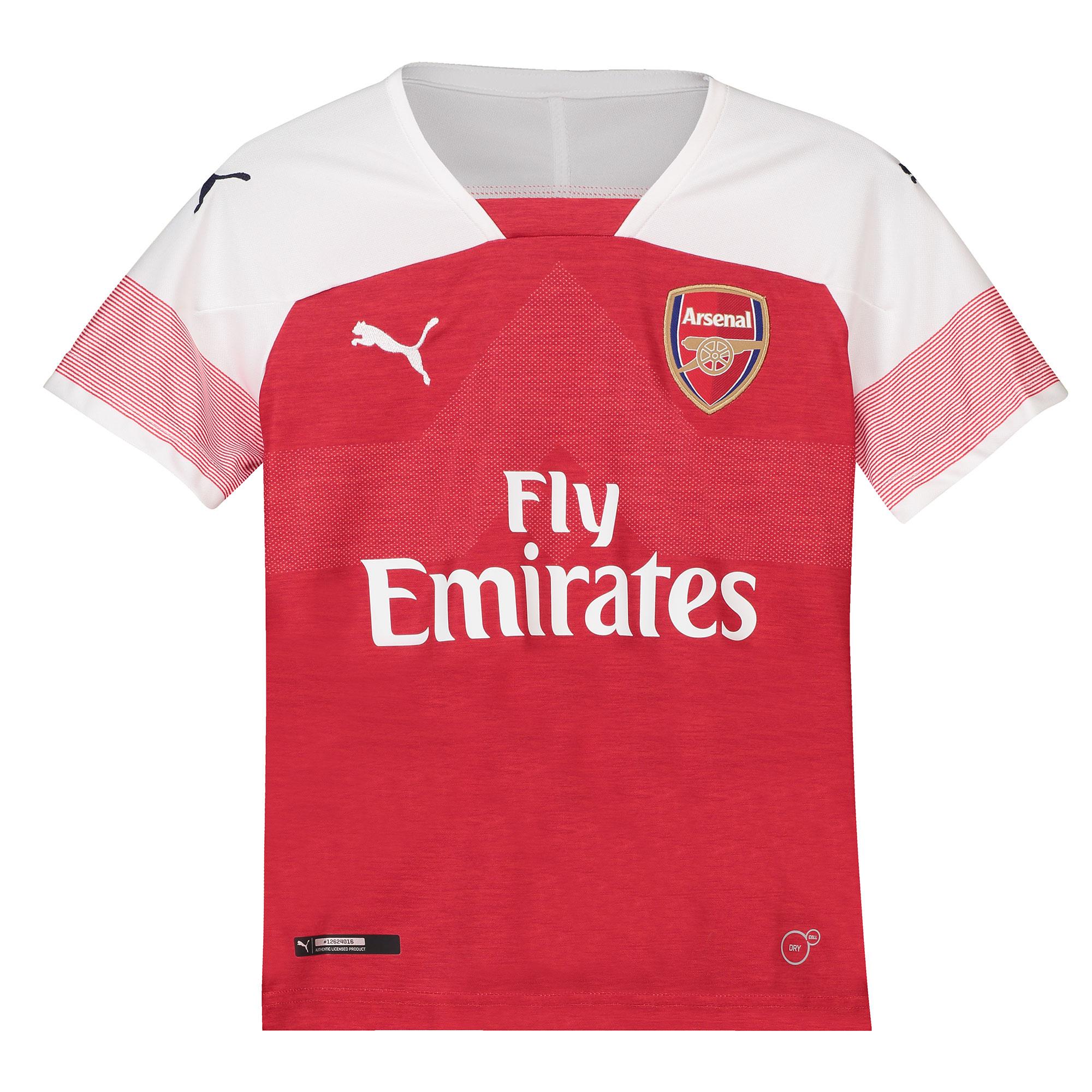c52620ea4a89f Futbalové kluby (všetky) | Puma Arsenal dres detský (2018-2019 ...