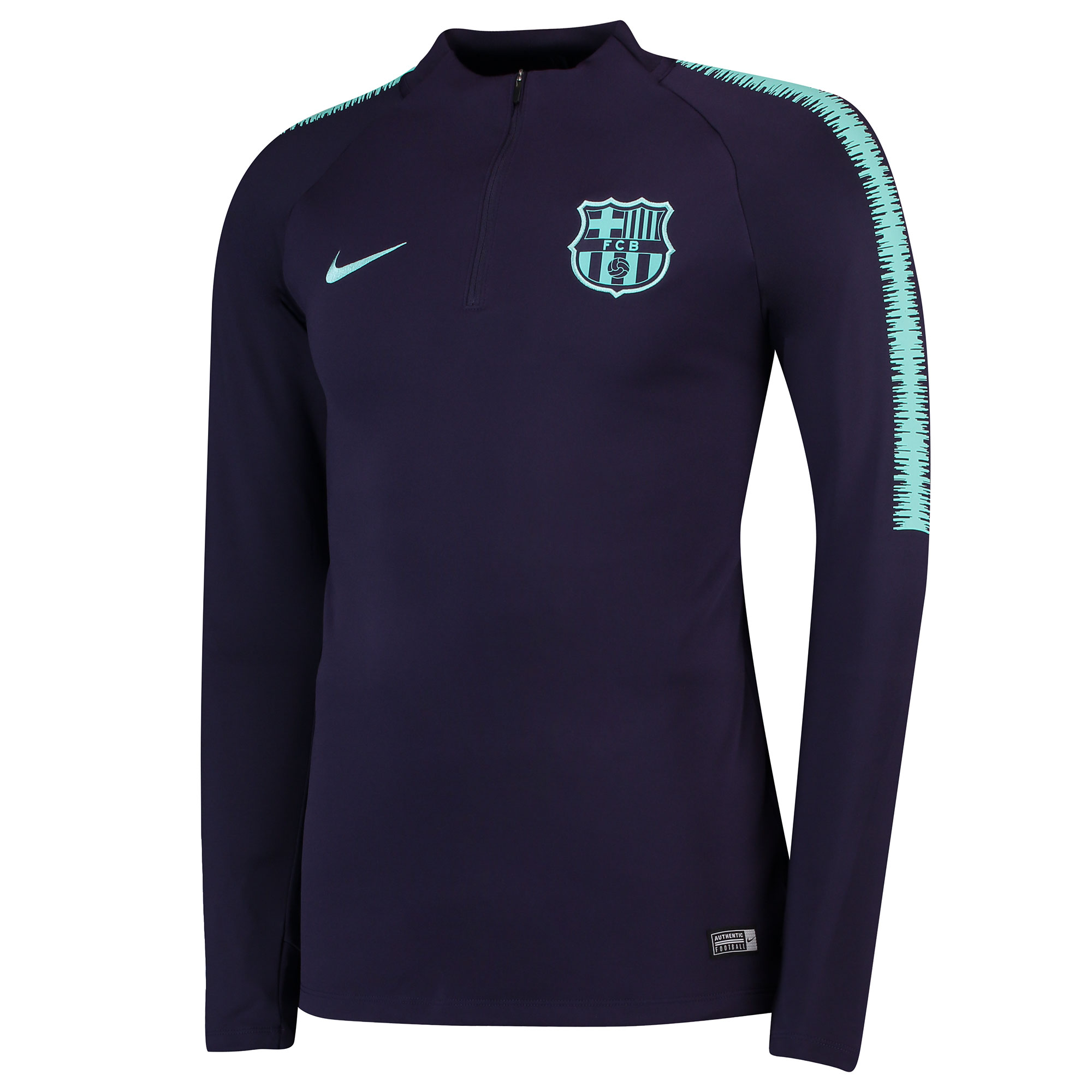 Nike FC Barcelona mikina pánska 2018-2019 5c8576145f5
