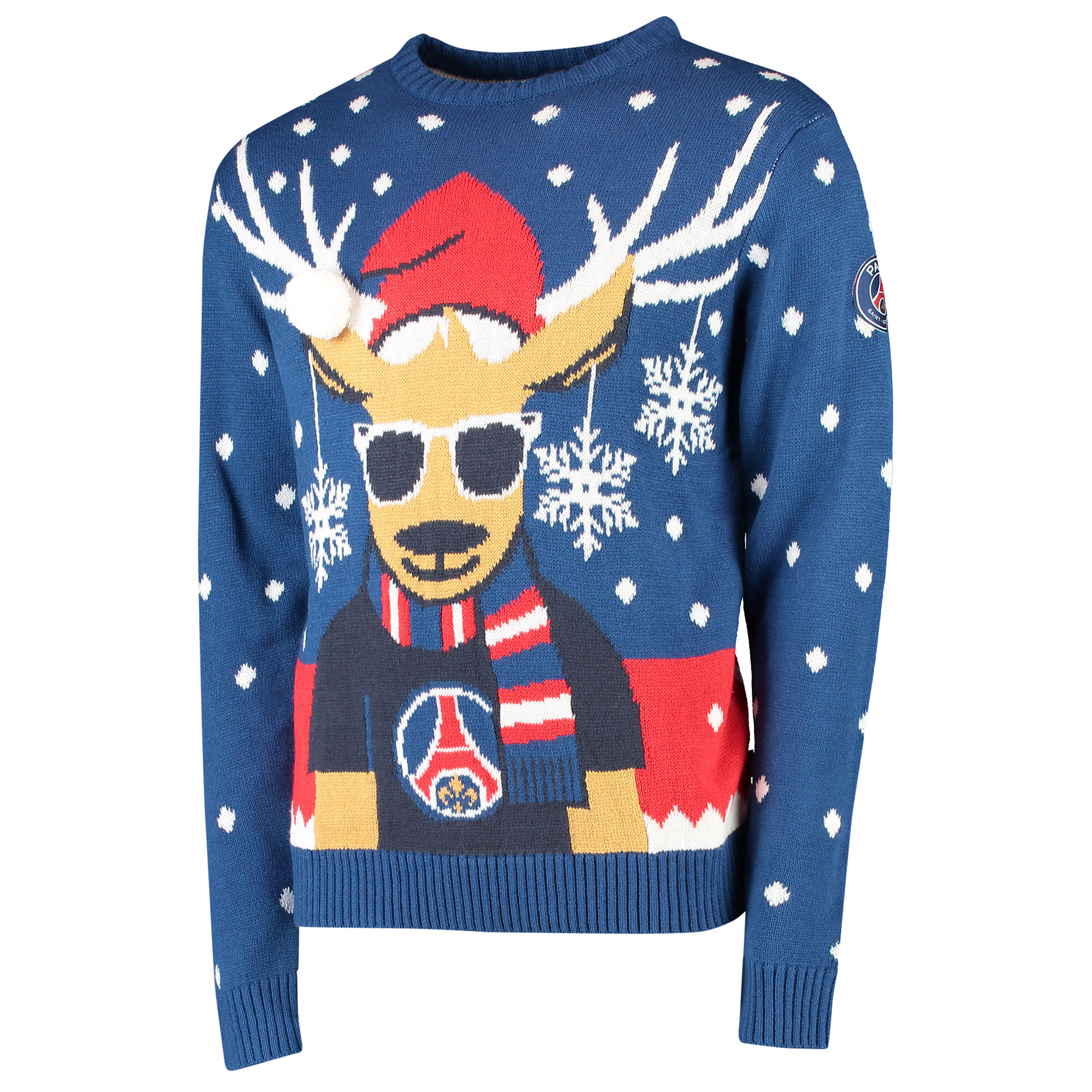 b41456d612e2 Paris Saint-Germain FC - PSG vianočný sveter pánsky - SKLADOM