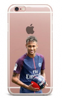 Paris Saint-Germain - PSG Neymar kryt na iPhone 7 Plus / iPhone 8 Plus -SKLADOM