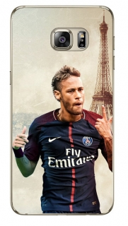 Paris Saint-Germain FC - PSG Neymar kryt na Samsung Galaxy S6 Edge
