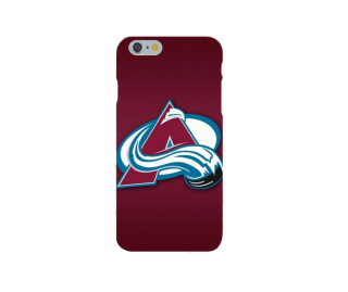 Colorado Avalanche kryt na iPhone 6 / iPhone 6S - SKLADOM