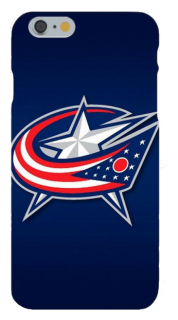 Columbus Blue Jackets kryt na iPhone 6 / iPhone 6S - SKLADOM