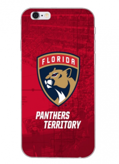 Florida Panthers kryt na iPhone 6 / iPhone 6S - SKLADOM