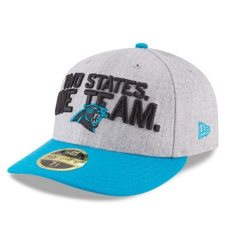 New Era 59FIFTY Carolina Panthers šiltovka