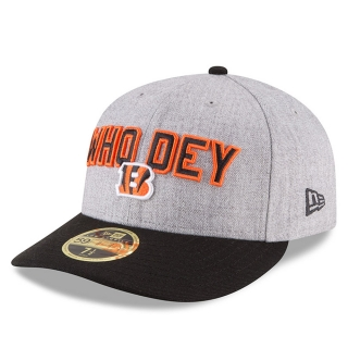 New Era 59FIFTY Cincinnati Bengals šiltovka