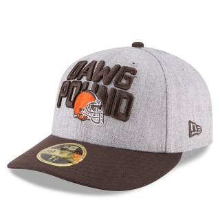 New Era 59FIFTY Cleveland Browns šiltovka