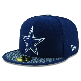 New Era 59FIFTY Dallas Cowboys šiltovka modrá
