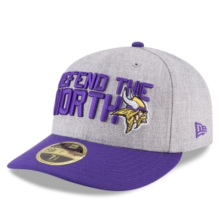 New Era 59FIFTY Minnesota Vikings šiltovka