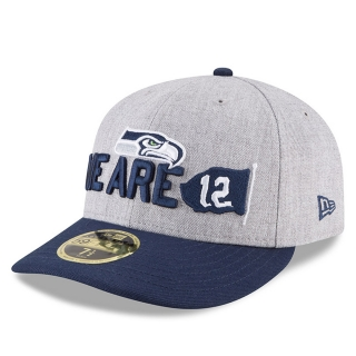 New Era 59FIFTY Seattle Seahawks šiltovka
