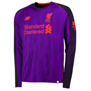 New Balance Liverpool dres s dlhými rukávmi pánsky (2018-2019) 858a6a667b